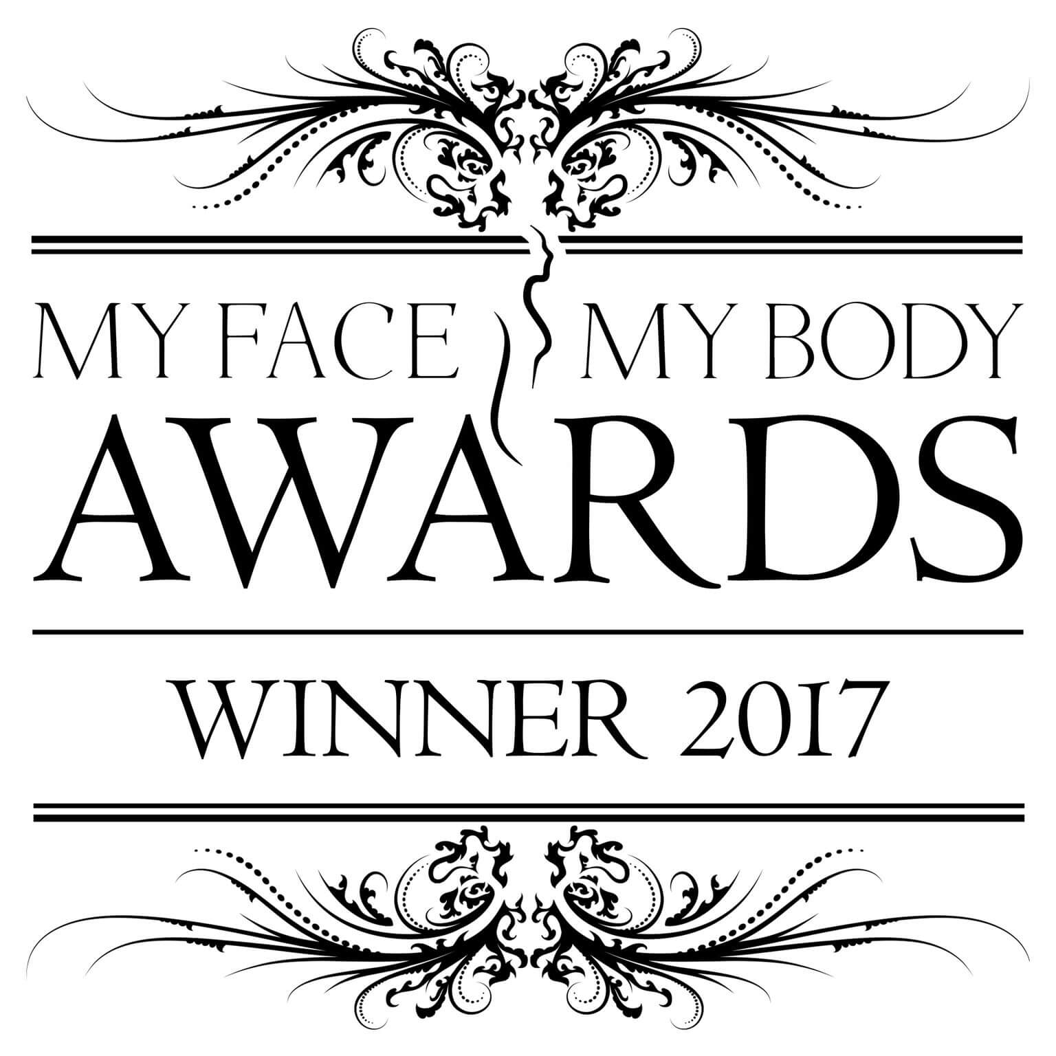 MyFaceMyBody Winner 2017-Black_On_White_preview