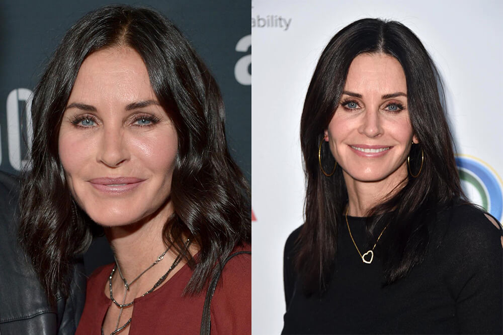 COURTNEY COX Feature