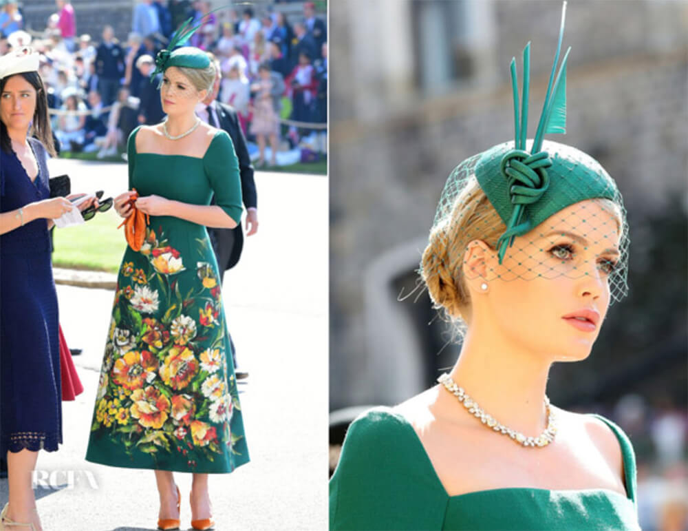 kitty spencer royal wedding - laser genesis