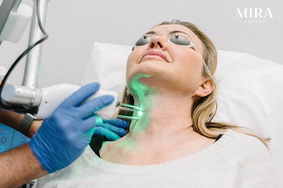 pico genesis machine image - MIRA Clinic