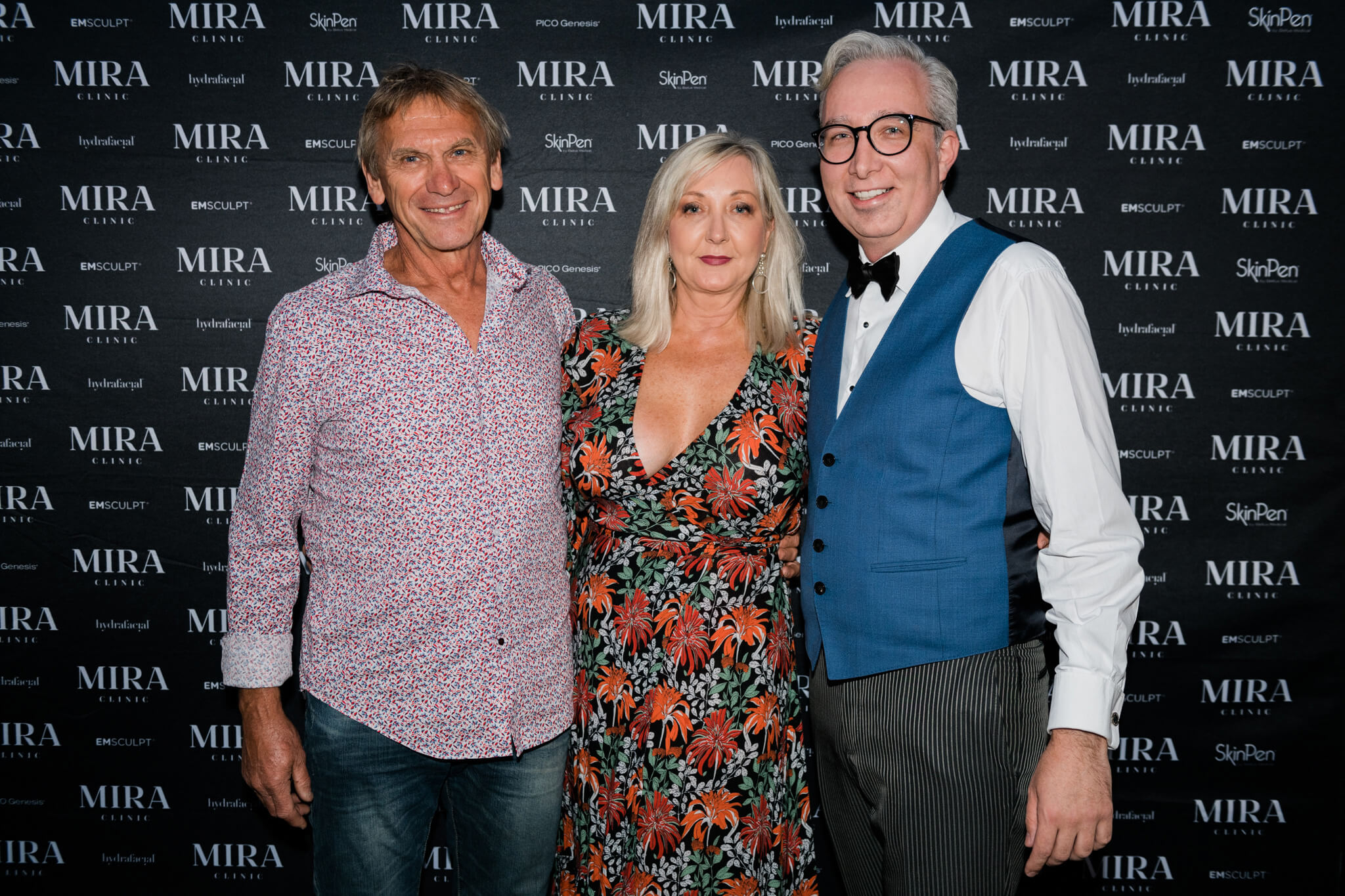 Joondalup Cosmetic Clinic launch party - MIRA Clinic